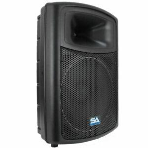 POWERED-15-034-SEISMIC-AUDIO-PA-DJ-SPEAKER-Active