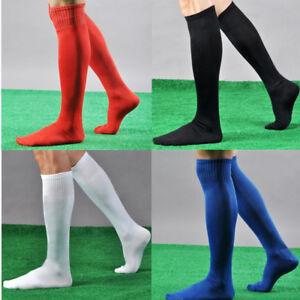 Men-039-s-All-Sport-football-Soccer-Long-Socks-Over-Knee-High-Sock-Baseball-Hockey