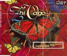 Zhi-Vago Celebrate (the love; #zyx/dst1429) [Maxi-CD]