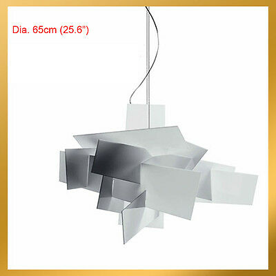 Ø 65cm - Modern Small Big Bang Suspension Light Pendant Ceiling Lamp Chandelier