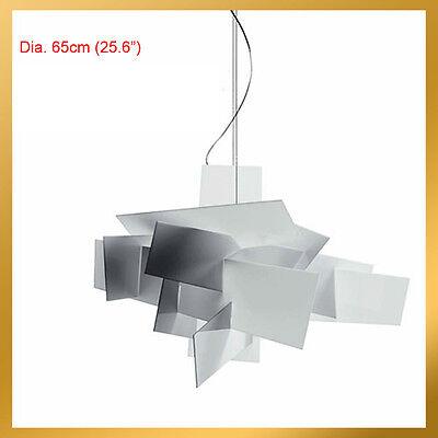Ø 65cm - Modern Small Big Bang Suspension Light Pendant Ceiling Lamp Chandelier