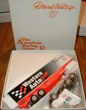Darrell Waltrip Western Auto Race Hauler Winston Cup '92 Winross Truck