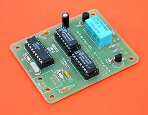 Completely Built TOUCH TONE DECODER by RAINBOW KITS TT-16