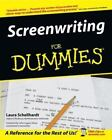 Screenwriting for Dummies® by Laura Schellhardt (2003, Paperback)
