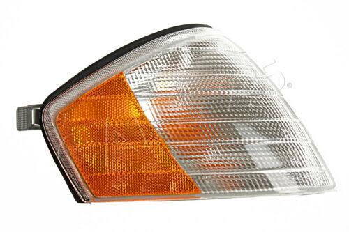 Corner Light Indicator Amber White Offside Fits MERCEDES W129 R129 1989-1993