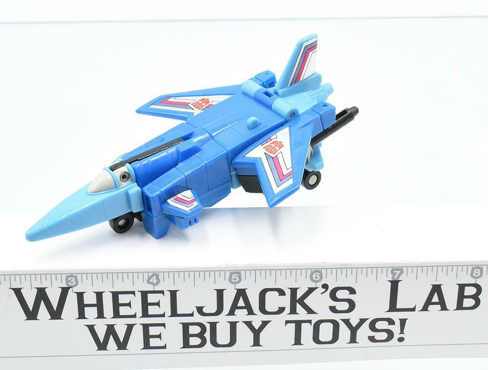 Combattimento aereo Nuovo di zecca 100% COMPLETO 1988 Vintage Hasbro G1 personaggi Transformers