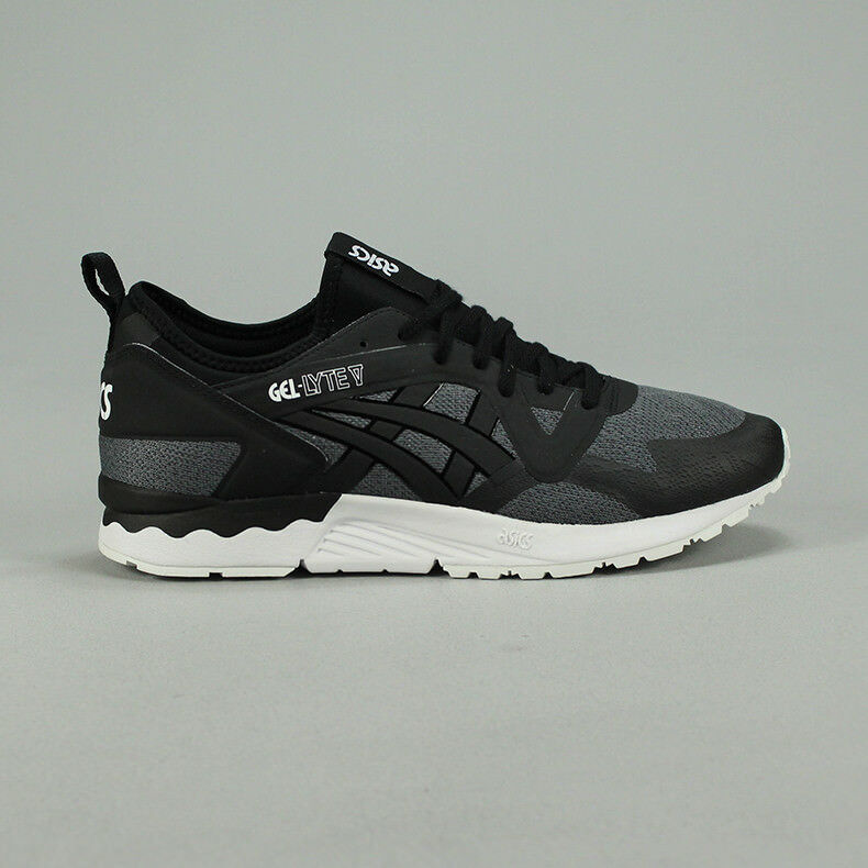 Asics Gel Lyte V NS shoes – Black Carbon New in box UK Size 7,8,9
