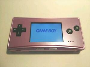 Game-Boy-Micro-purple-Nintendo-from-japan-GameBoy-Micro