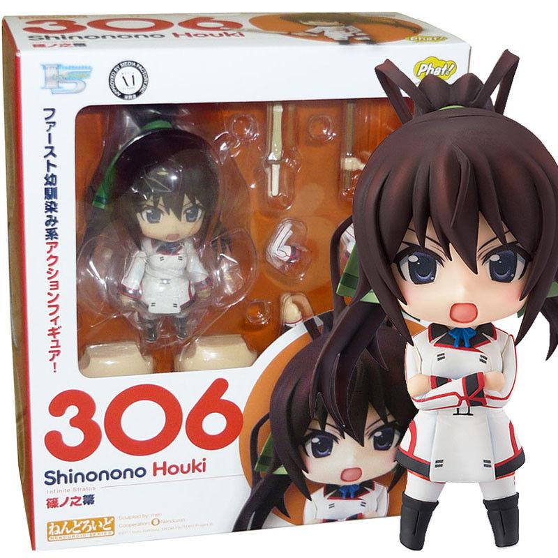 Nendgoldid No.306 IS Infinite Stratos Houki Shinonono Action Figure