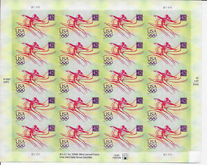 SCOTT-4334-SHEET-OLYMPIC-GAMES-42-CENT-MNH