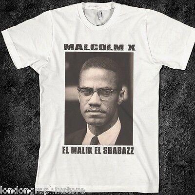 Malcolm X T-shirt MLK Mandela Shaka Zulu sweater hoodie Africa Ferguson