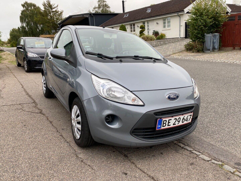 Ford Ka 1,2 Trend+ 3d - 32.800 kr.