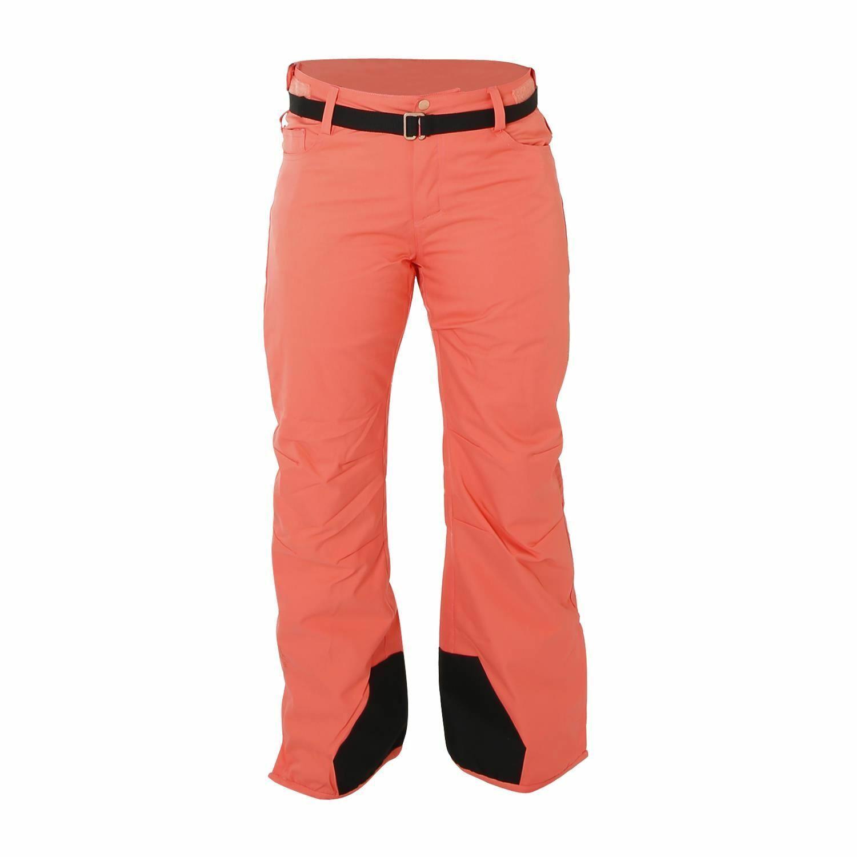 Brunotti Ski Trousers Snowboard Trousers Lawn Women's Snowpants Pink Windproof