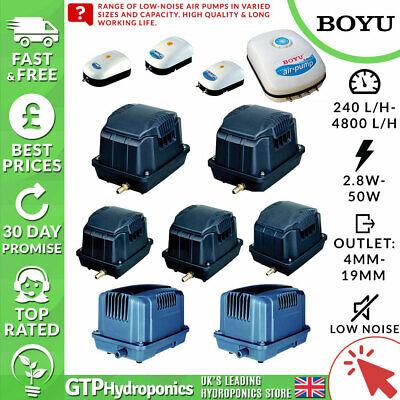 Pompa Ad Aria Boyu S-500/1000/2000/4000 Ses-10/20/30/40/60 Lk-60/80 Pompe Per Laghetto-0/4000 Ses-10/20/30/40/60 Lk-60/80 Pond Pumps It-it
