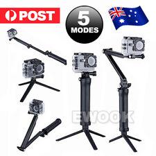 Monopod Pole Mount Handle Selfie Stick Telescopic For GoPro Hero 7 6 5 4 3+ 2