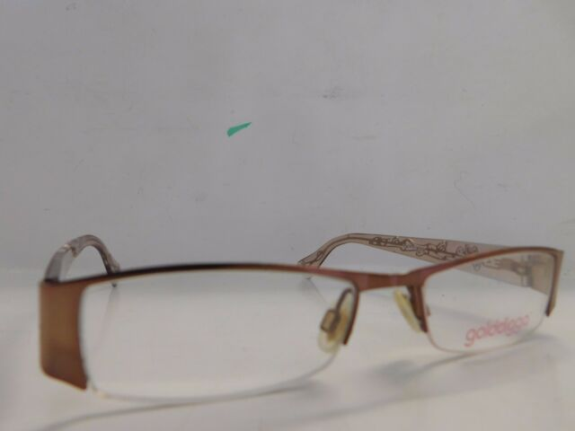 Genuine Golddigga Gd0013 Gold/copper Eyeglasses Glasses Frames 115j ...