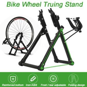Bike Wheel Truing Stand Bicycle Repair Maintenance Home Mechanic Truing Stand