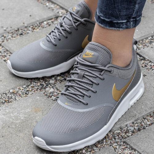 Scarpe 003 Nike Max da Thea Sneaker tennis Wmns donna Sneakers Air Aj2010 r4qFU41P