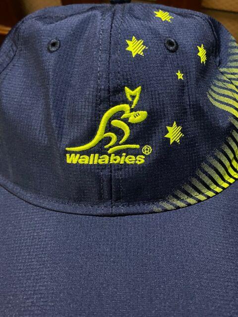 Wallabies Cap Australia Wallabies Rugby Union Cap BNWT