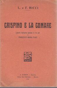CRISPINO-E-LA-COMARE-LIBRETTO-FANTASTICO-GIOCOSO-IN-TRE-ATTI-1931-Barion