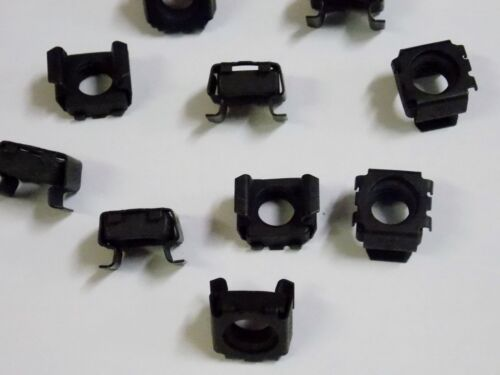 10 Buick Cadillac Chevy Olds Pontiac Cage Nuts 3//8-16