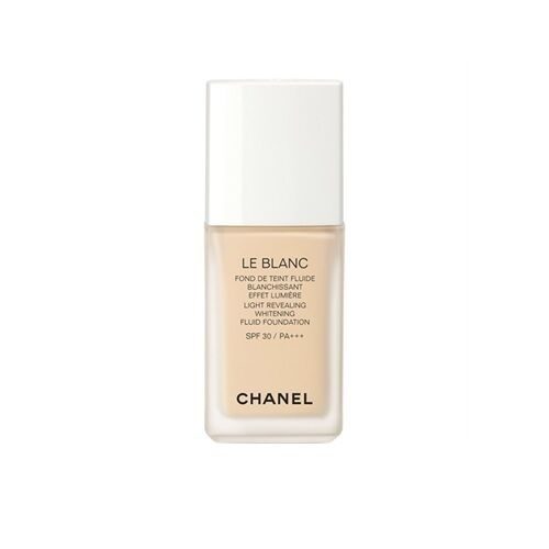 CHANEL Le Blanc Light Revealing Whitening Fluid Foundation Spf30 PA 20  Beige for sale online  3c2a04a980a0
