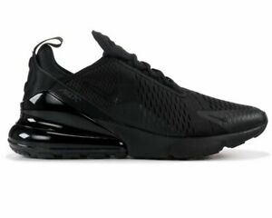 Nike-Air-Max-270-Black-Multi-Size-US-Mens-Athletic-Running-Shoes-Sneakers