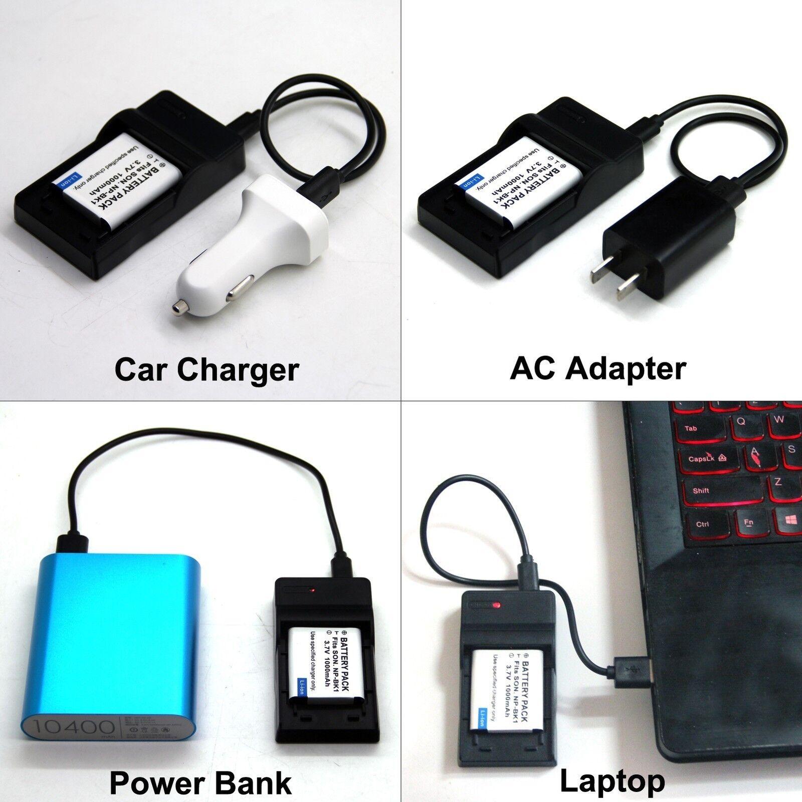 Car Adapter for Sanyo Xacti VPC-J1 EX Charger VPC-J2 EX VPC-AZ3 EX