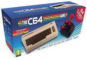 Thec-64-MINI-CONSOLE-COMMODORE-64-GIOCHI-built-in-inclusi