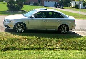 Audi s4 4.2 L v8 Quattro