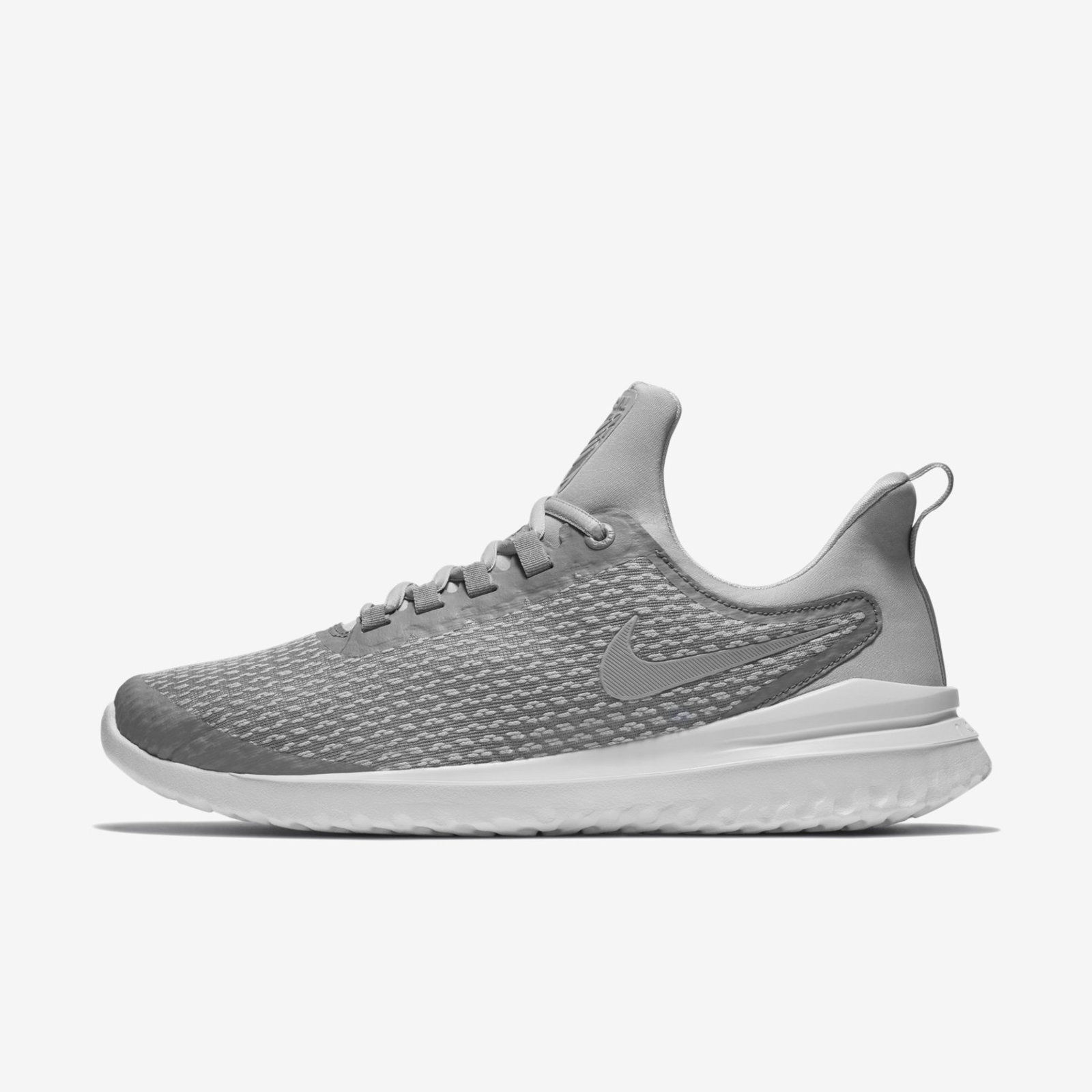 Nike Renew  Rival AA7400-006 Stealth Wolf Grey White Men's Running shoes NEW   choices with low price