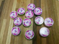 12 Daisy Duck Round Pencil Sharpeners Birthday Party Favor, Teacher Awards