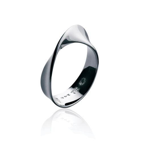 Georg Jensen Silver Ring # 148 B MÖBIUS