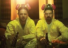 BREAKING BAD JESSY AND WALT A3 POSTER PRINT PICTURE YF1464