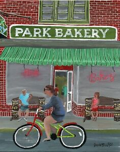Park-Bakery-Limited-Edition-8x10-034-Signed-Print-Seaside-Park-NJ-Heights-Art