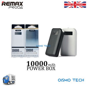 REMAX-PRODA-10000-mAh-Batterie-externe-Chargeur-Portable-Power-Bank-LCD-Affichage