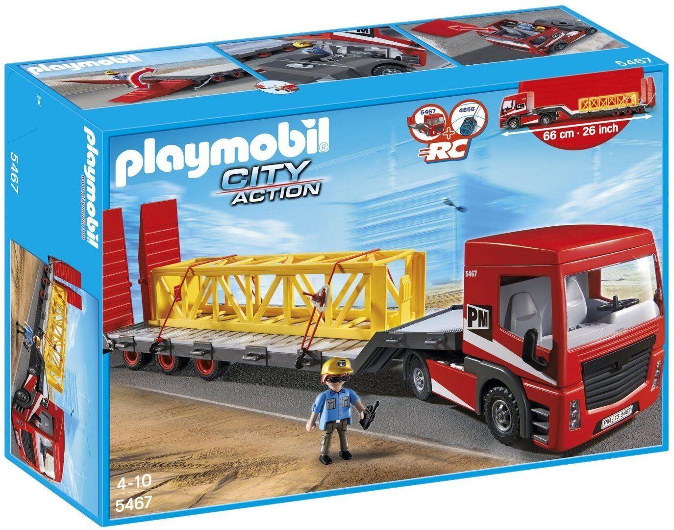 Playmobil 5467 - Camión de Mercancía Pesada - NUEVO