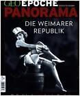 GEO Epoche PANORAMA Weimarer Republik (2015, Blätter)
