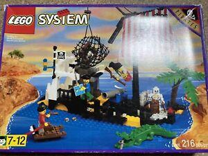 Lego Pirates Shipwreck Island 6296 Complete Ebay