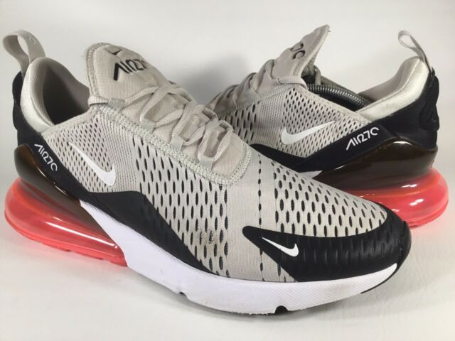 Nike Air Max 270 BlackLight Bone Hot Punch For Sale Online