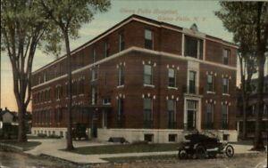 Glens-Falls-NY-Hospital-c1910-Postcard