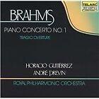 Johannes Brahms - Brahms: Piano Concerto No. 1; Tragic Overture (2003)