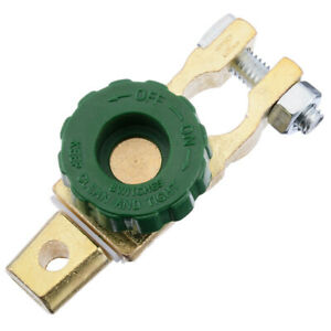 Details about Auto Car Battery Link Terminal Quick Cut-off Disconnect  Master Shut Switch Tool