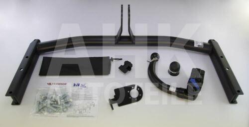 Für Audi A4 B7 Avant Anhängerkupplung abnehmbar+ES 13p ABE