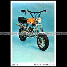 #amp72.019 ★ FANTIC DIABLO CROSS TX 104 Mini Bike ★ Americana Moto Parade 72