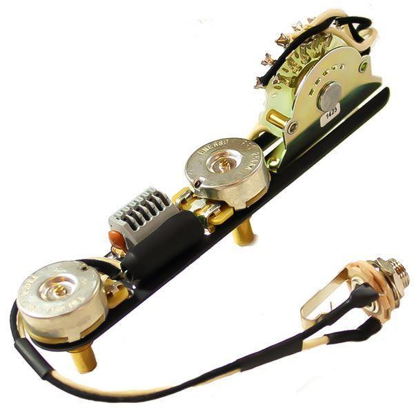 solderless upgrade wiring harness vintage for fender tele telecaster astro wiring harness solderless upgrade wiring harness vintage for fender tele telecaster 250k ebay
