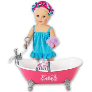 Molly Dolly Bath Set For 18 Inch Doll Our Generation Accessories