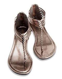 Womens-Gladiator-Sandals-Flat-Thongs-Shoes-Ladies-Fashion-Flip-Flops-Sz-6-11