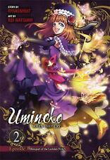 Umineko WHEN THEY CRY: Banquet of the Golden Witch Vol. 2 by Ryukishi07 (2014, UK-Paperback)