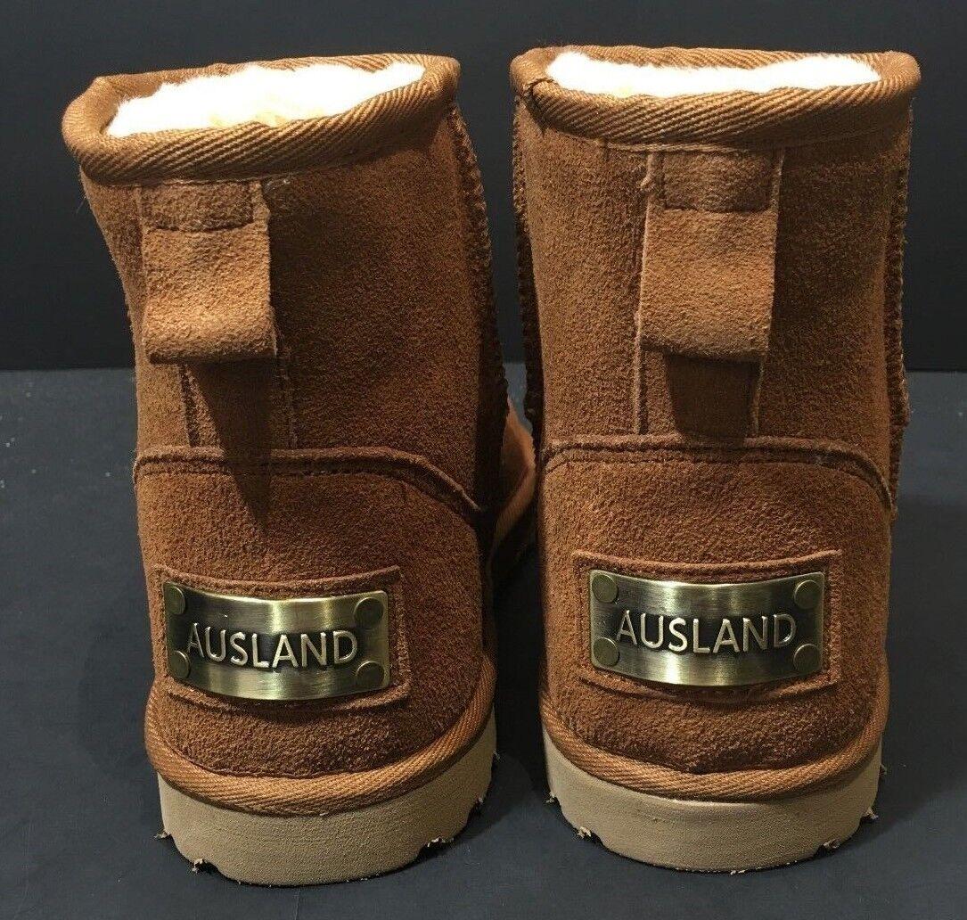 Ausland Men Classic Short Snow Chestnut Stiefel Größe: Men US 6.5 6.5 US M/ Damens 7 M 599dc5